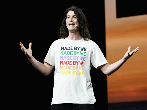 'It seems insane now': WeWork employees bought into cofounder Adam Neumann's vision but grew worried as red flags mounted