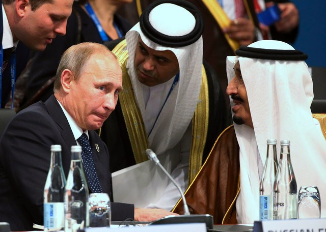 Saudi Oil Minister Hints Russia Doesn't 'Deserve Market Share'