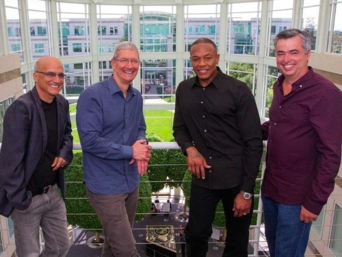 Apple might be preparing a 'cutthroat' move against Spotify
