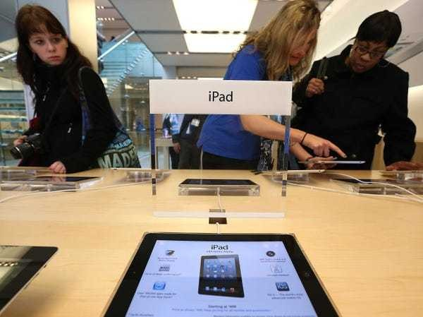 Apple Has A New Way To Watch You While You Shop And It Could Soon Be Everywhere - Business Insider