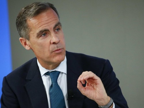 BANK OF ENGLAND: DEFLATION IS COMING