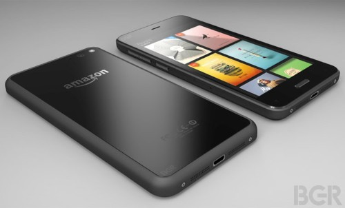 This Is What Amazon's Smartphone Will Look Like
