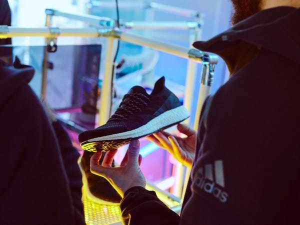 Adidas Speedfactory is now making city-specific running sneakers - Business Insider