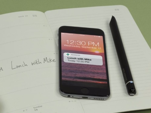 Moleskine's smart planner turns your handwriting into iCal and Google Calendar events — and it really works