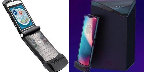 Motorola Razr foldable smartphone will launch November 13 - Business Insider