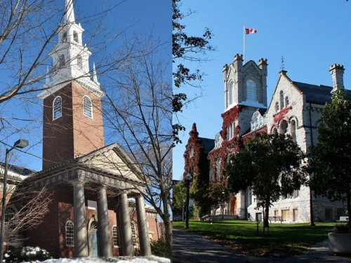 12 of the biggest differences between attending a university in the US and in Canada