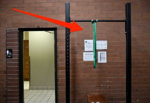 Utah Army National Guard encourages PT before bathroom break - Business Insider