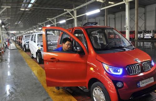 China's ban on gas-powered cars could cripple the oil market