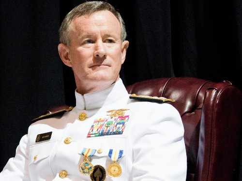 Ret. Admiral William McRaven shares lesson from Navy SEAL training challenge - Business Insider