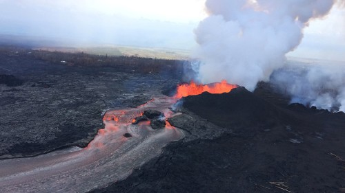 Volcano eruptions can be predicted more accurately with new models
