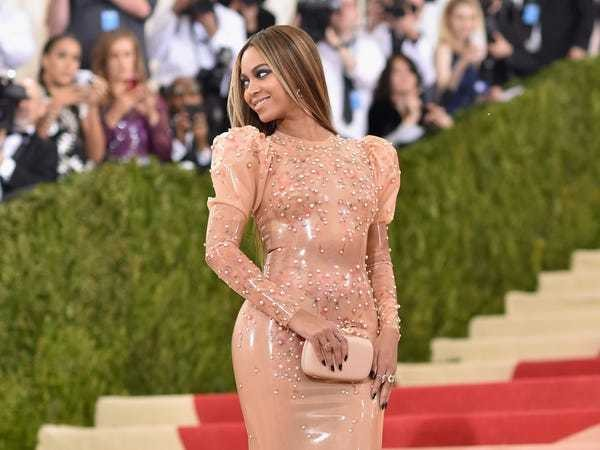 Beyoncé: Age has made me feel 'more womanly and secure' with curves - Business Insider