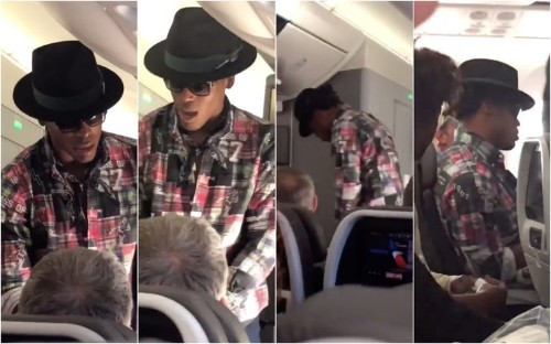 Cam Newton tried to pay a man $1,500 to switch plane seats with him