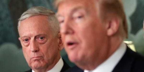Mattis' aide says the general 'did not want me to write' memoir - Business Insider