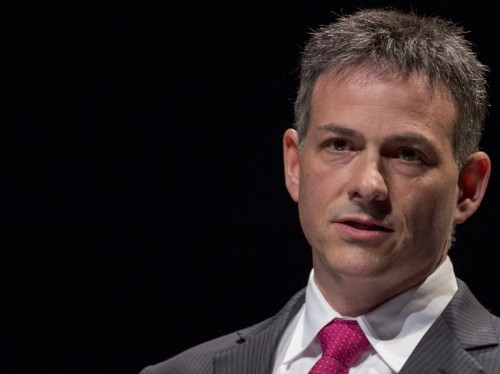 David Einhorn just shared his 'best idea' at the Robin Hood Conference