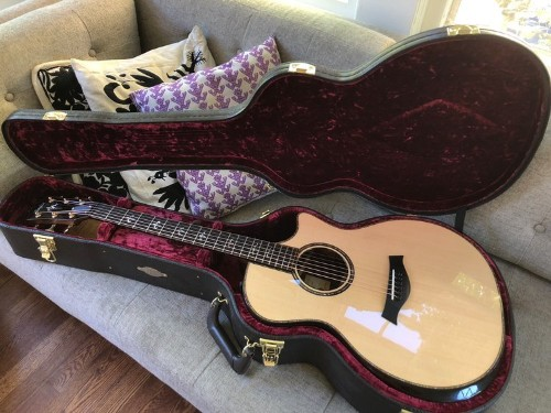 Taylor's radical new acoustic guitar design proves that a centuries-old musical instrument can be high-tech