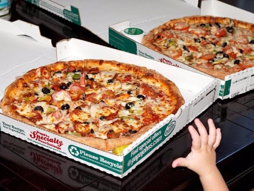 Someone in 2010 bought 2 pizzas with 10,000 bitcoins — which today would be worth $100 million