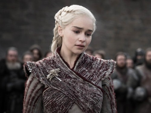 Emilia Clarke says emotional goodbye to 'Game of Thrones' on Instagram