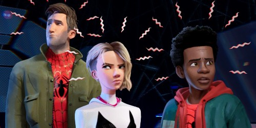 Why it took one week to animate just one second of Oscar-nominated 'Spider-Man: Into the Spider-Verse'