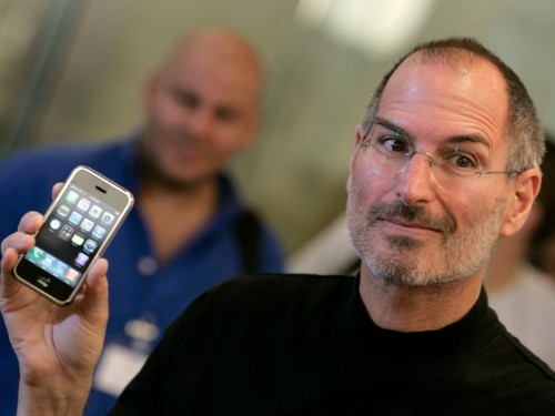 Here's what it was like to work on the original iPhone, codenamed 'Project Purple'