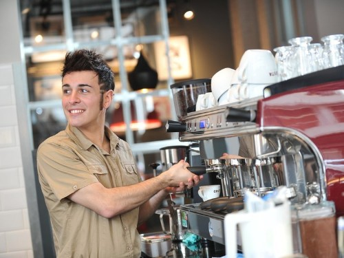 A 50p an hour wage hike will cost Costa Coffee's owners £20 million