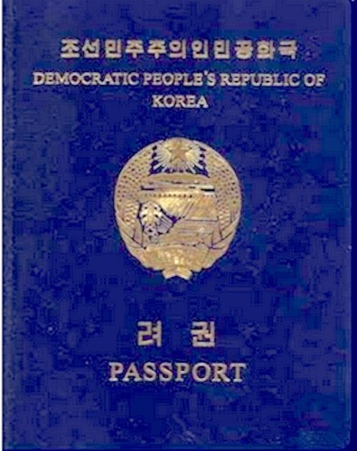 Here's what it's like inside a North Korean passport — one of the world's rarest travel documents