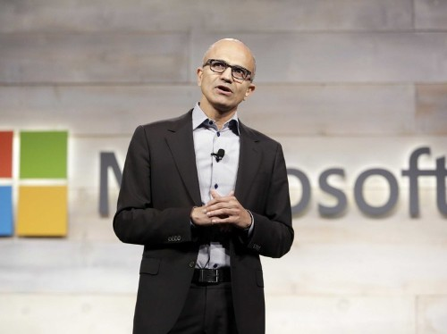 Microsoft has a strange new mission statement