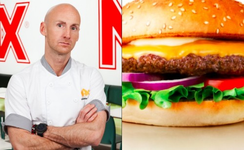 Swedish chain Max Burgers is now offering a 'the world's first climate positive menu' - here's how