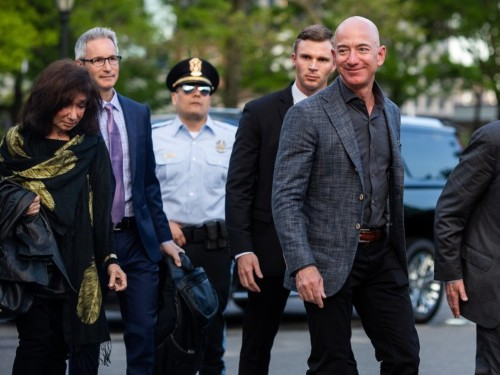 Jeff Bezos, other tech execs held Italy summit with Brunello Cucinelli