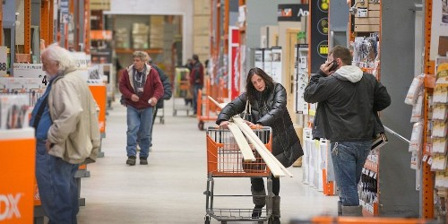 Fears of a slowdown in the US housing market are mounting — and Home Depot just slashed its 2020 sales outlook (HD)