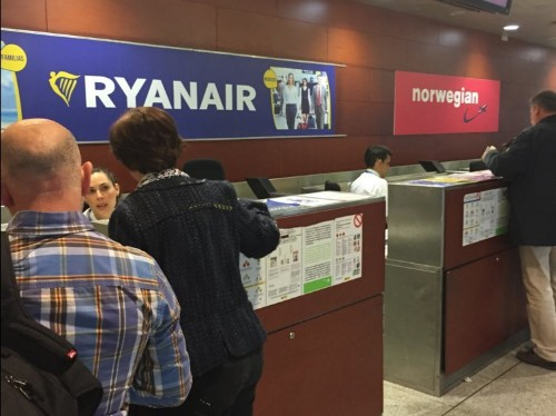 Here's what it's like to fly with RyanAir, one of the world's most notorious airlines