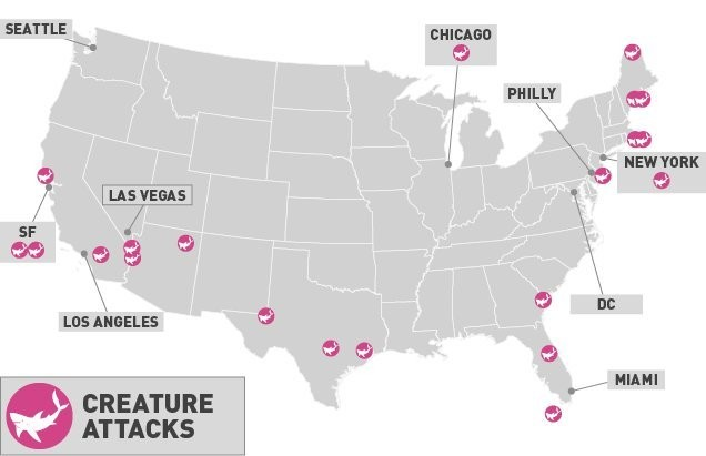 These Maps Show All The Ways Movies Have Destroyed America