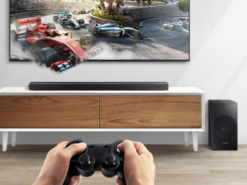 Massdrop is discounting a Samsung soundbar — you can get it for less than $300 for a limited time