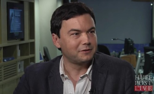 Thomas Piketty might have the most controversial theory for what's behind the rise of ISIS
