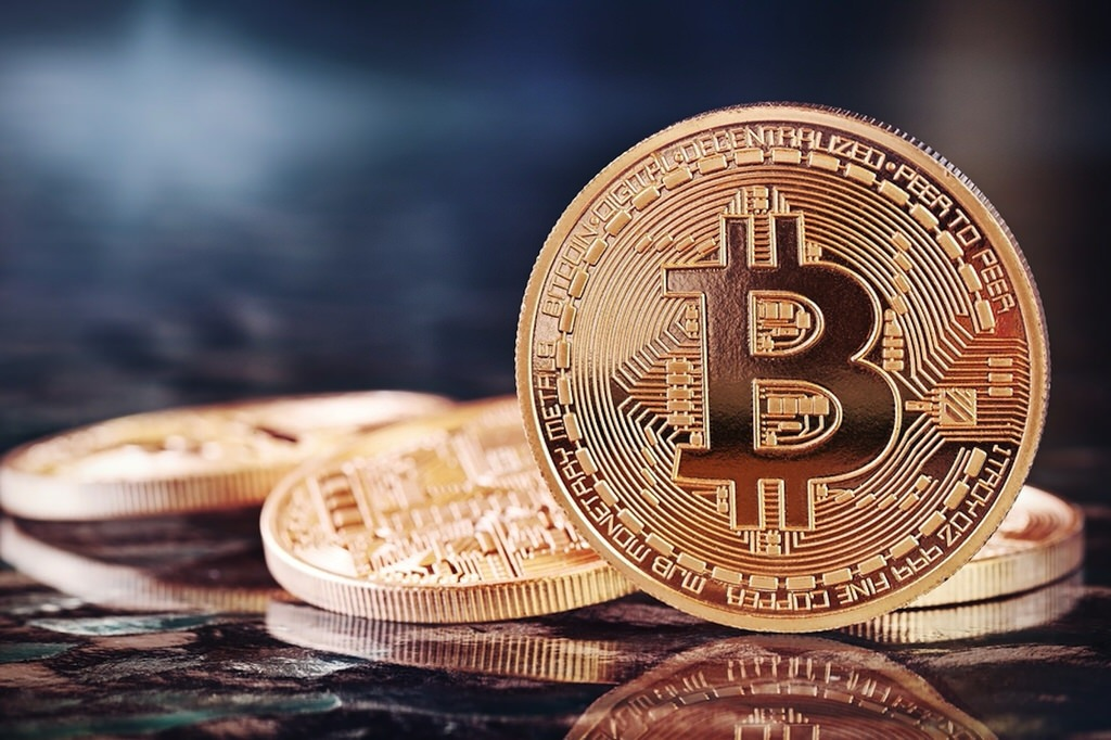 Bitcoin Bulls - Magazine cover