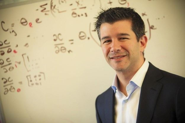 """Uber CEO Condemns """"Terrible"""" Comments"""