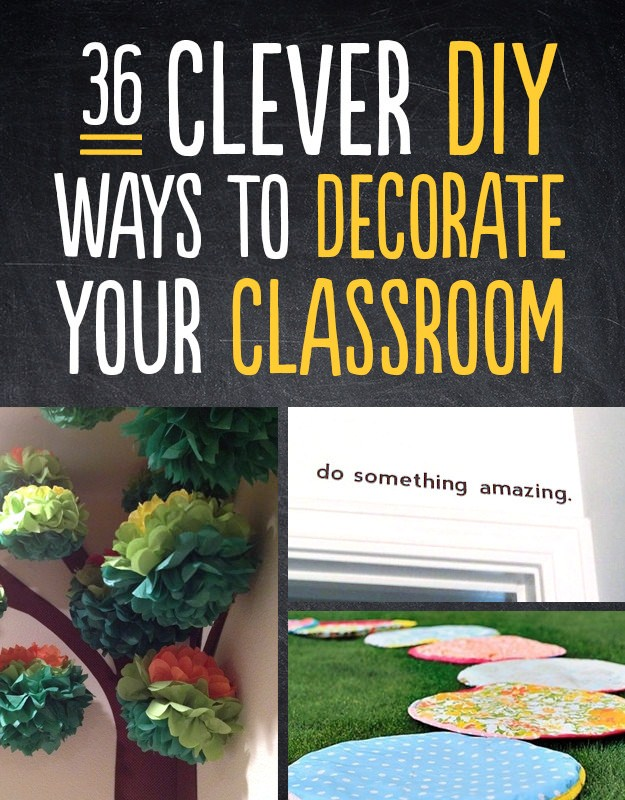 Classroom Design Ideas - Magazine cover