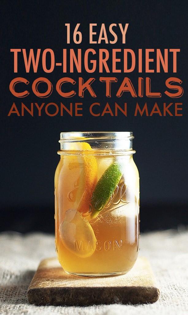 Cocktails - Magazine cover