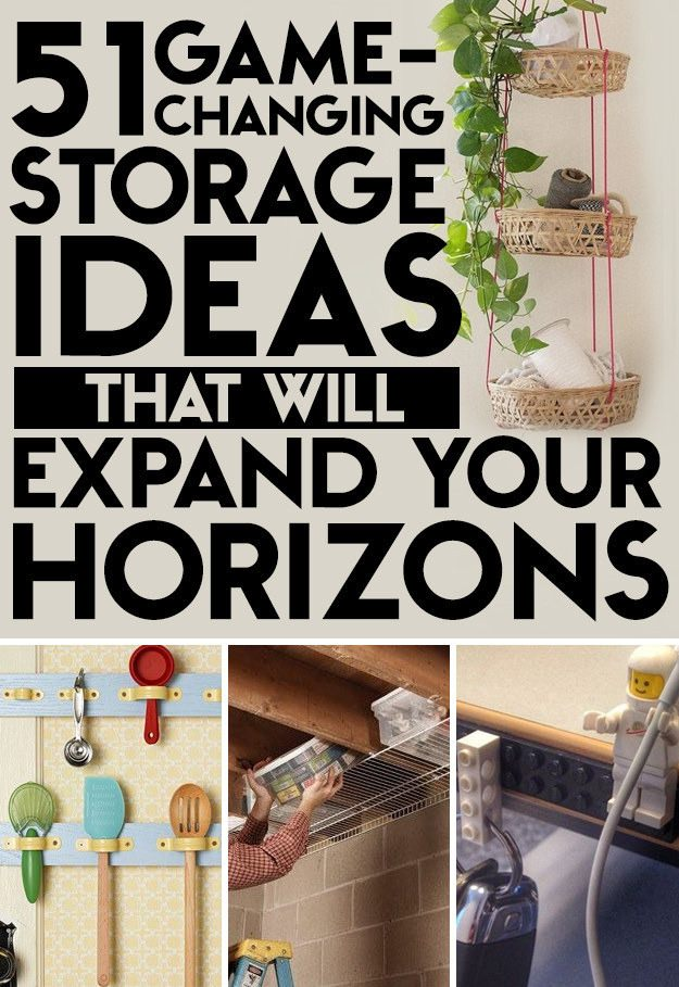 Storage Ideas - Magazine cover