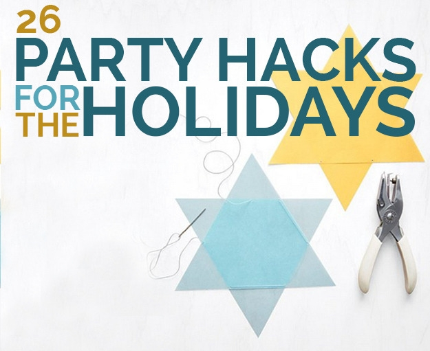 Party Hacks  - Magazine cover