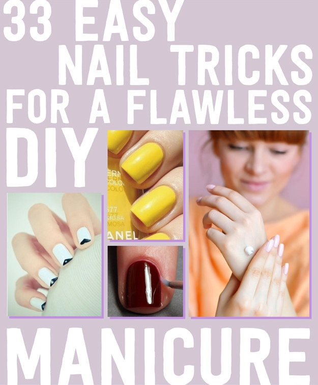 Nails - Magazine cover