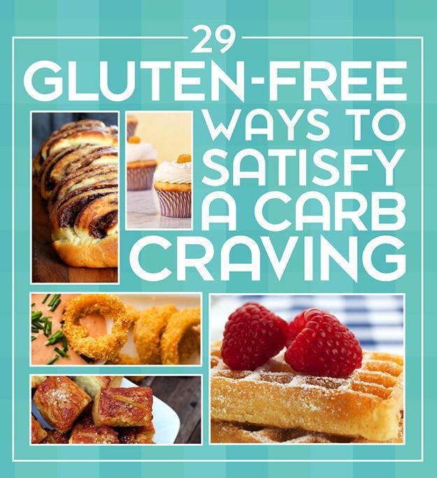 Gluten Food - Magazine cover
