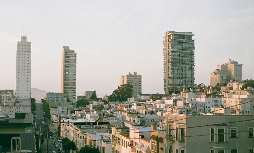 San Francisco  - Magazine cover