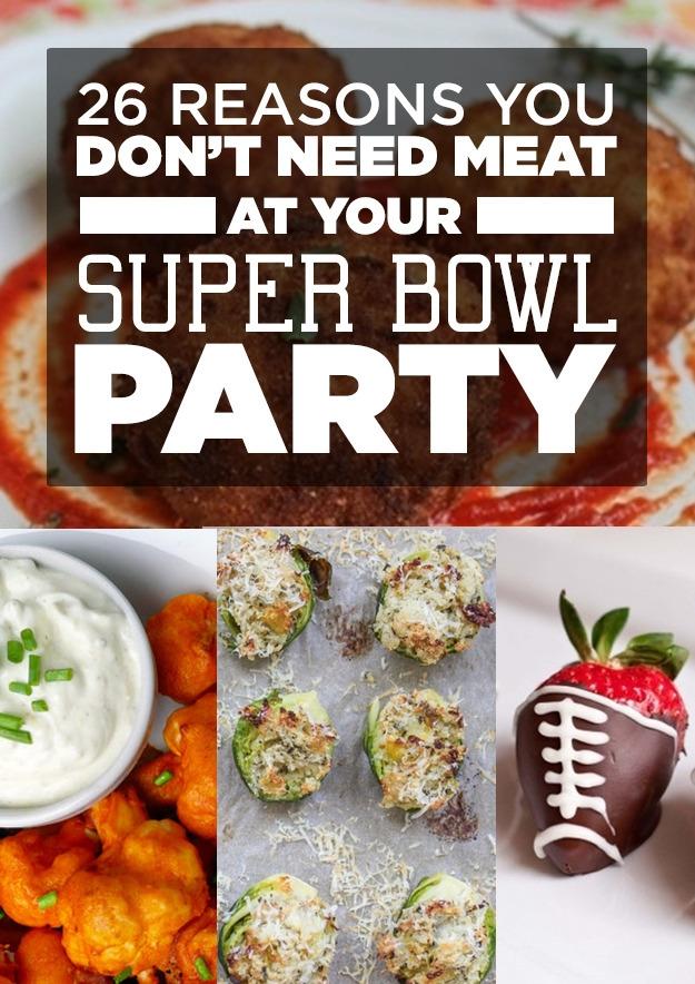 Super Bowl recipes - Magazine cover