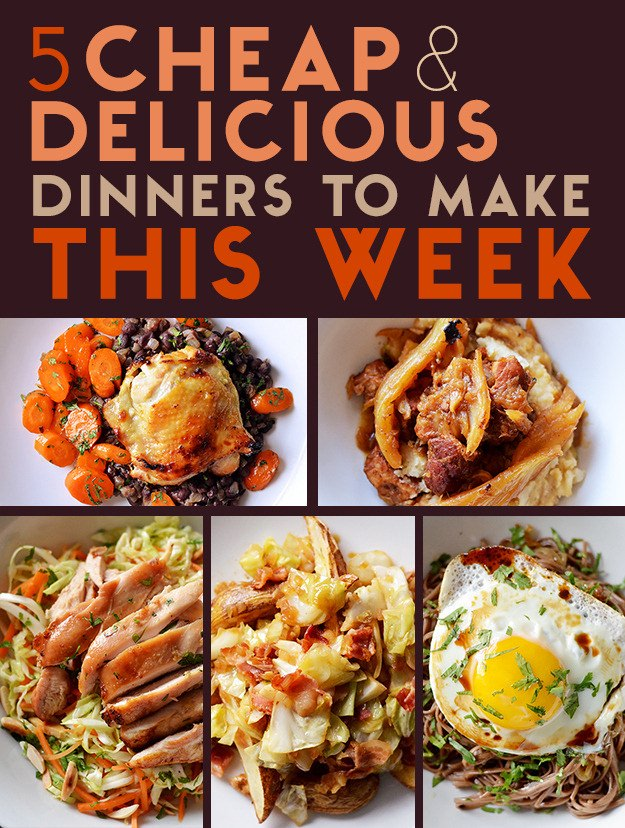 Recipes to Try - Magazine cover