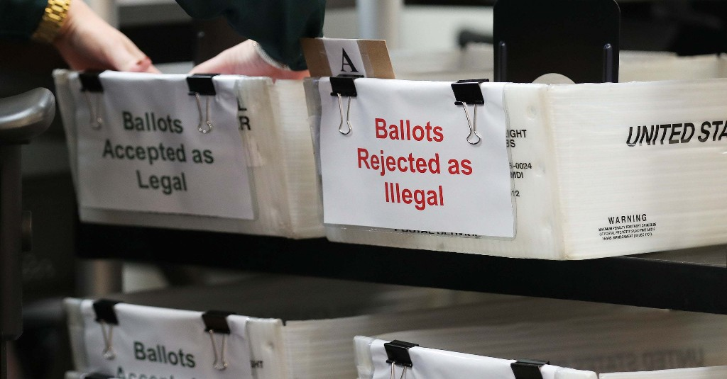 Voters In Alabama's Largest County Could Have Their Ballots Thrown Out After A Court Ruled Instructions They Were Sent Are No Longer Valid