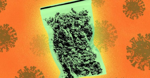 How Weed Dealers And Users Are Navigating The Coronavirus