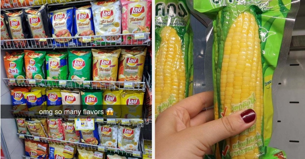 21 Photos That Prove 7-Elevens In Thailand Are On A Whole New Playing Field