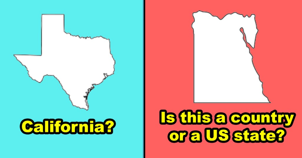 If You Can Answer Just 5/13 Of These Random Geography Questions, You're A Genius