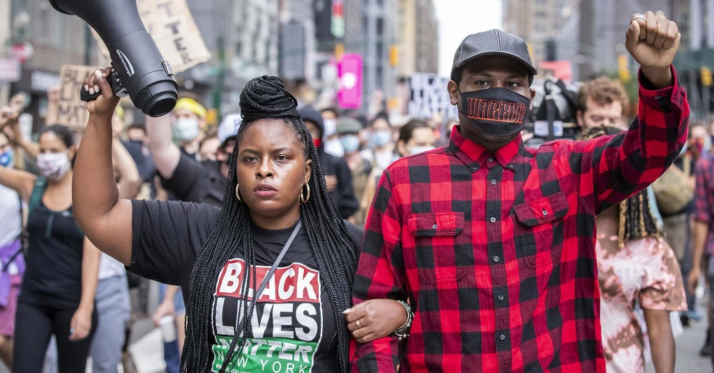 The Black Lives Matter Protests In New York City Have Slowed Down. The NYPD Hasn't.