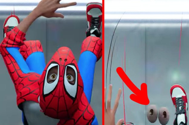 """Spider-Man: Into The Spider-Verse"" Might Be The Most Detailed Movie Of All Time, Here Are 19 Of Its Coolest Little Details"